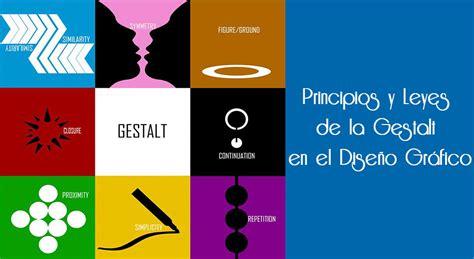 Principios y Leyes de la Gestalt en el Diseño Gráfico