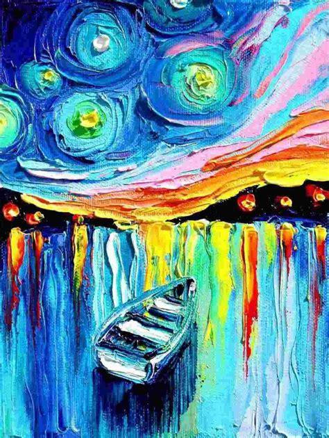 printed Masters Starry Night Vincent Van Gogh prints ...