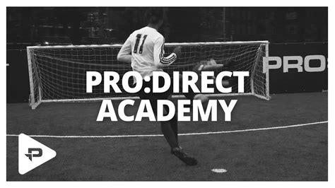 Pro:Direct Academy   YouTube