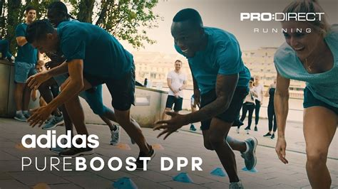 Pro:Direct Running   adidas PureBOOST DPR hits the streets ...