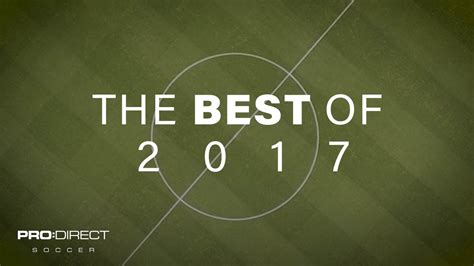 Pro:Direct Soccer   The Best of 2017   YouTube