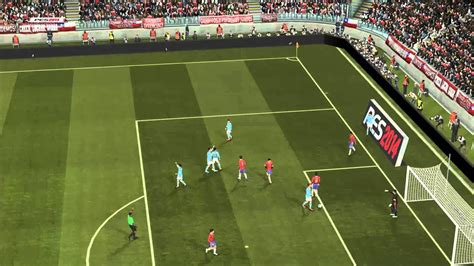 Pro Evolution Soccer 2014 chile vs españa   YouTube