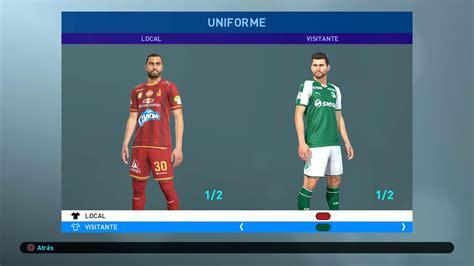 Pro Evolution Soccer 2019 | Kits Liga Aguila Colombia ...