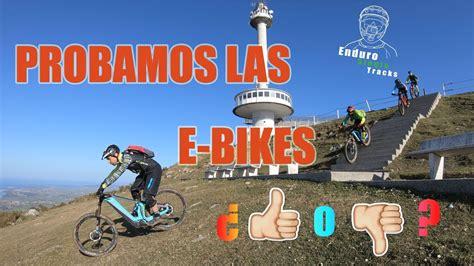 Probamos las e bikes // Mondraker Crusher XR+ // Con In ...