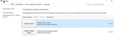 Problems in installing a language pack in Windows 10 ...