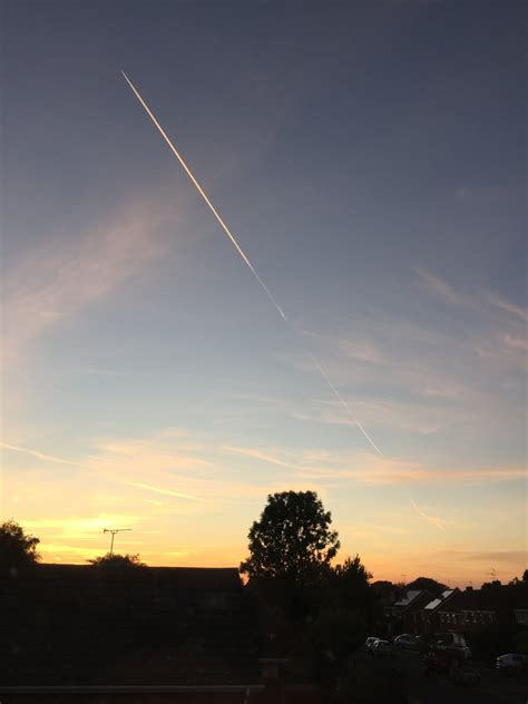 Problems with Identifying Contrails in FlightRadar24 ...