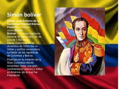 Próceres de la independencia colombiana
