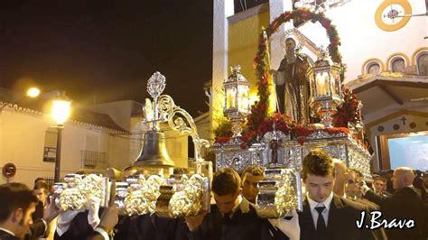 Procesión de San Antonio Abad  Churriana, 2013    YouTube