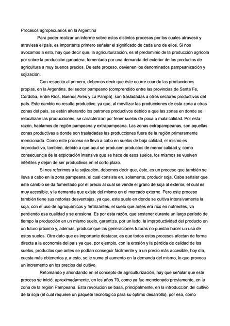 Procesos agropecuarios en la argentina by Fabian Andres ...