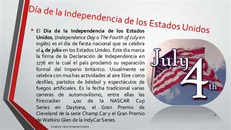 Procesos de independencia estados unidos
