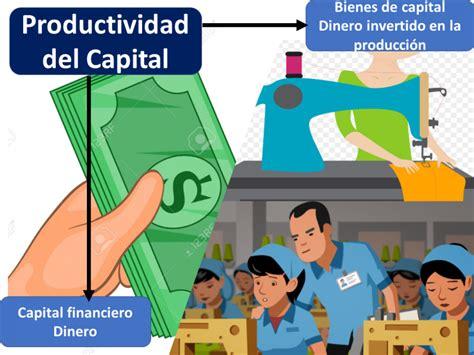 Productividad del capital   Qué es, definición y concepto ...