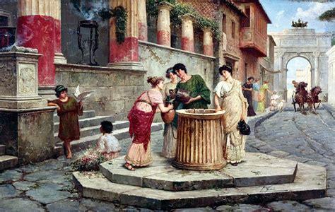 Profesor de Historia, Geografía y Arte: Roma Antigua