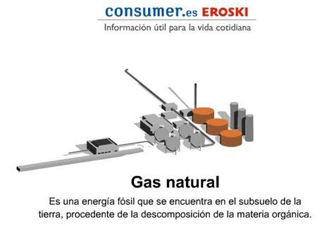 Profesoratecno: Energía no renovable: El Gas Natural