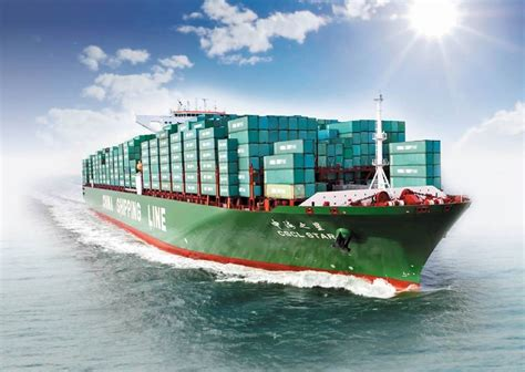 Profit Warning Of China Shipping Container Lines
