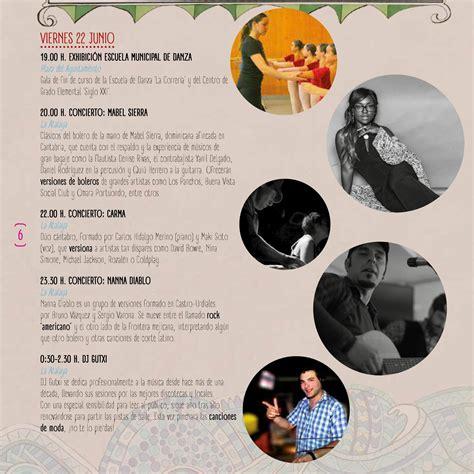 Programa de fiestas de Semana Grande de Castro Urdiales 2018