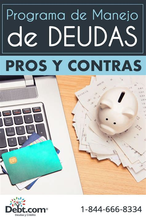Programa de gestión de deudas Pros y contras   Debt.com en ...