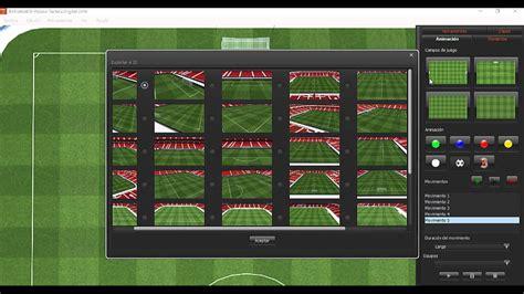 Programa para diseñar ejercicios de futbol RXFUTBOL 2017 ...