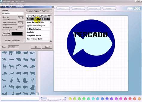 Programa Para Diseñar o Crear Logos   YouTube