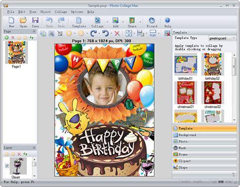 Programa para hacer tarjetas de cumpleaños con fotos ...