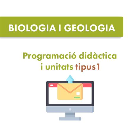 Programació i Unitats Didàctiques tipus 1 Biologia i ...