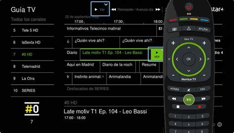 Programación Movistar plus y Guía TV de todos los canales ...