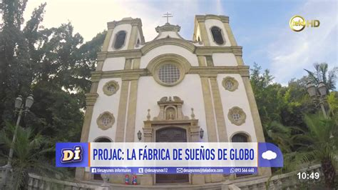 Projac: la fábrica de sueños de Globo   YouTube