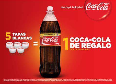 Promo Coca Cola Tapas Blancas 2017 – Infokioscos