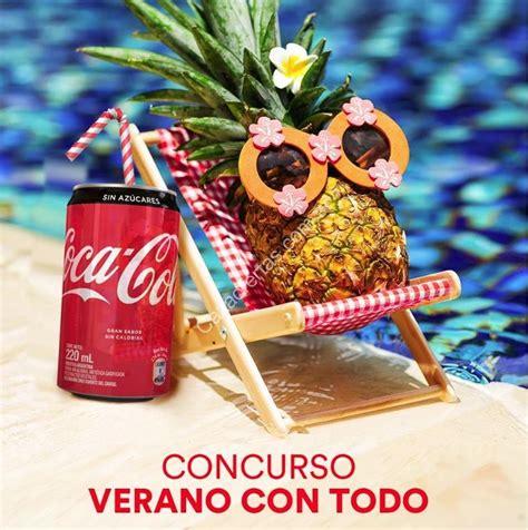 Promo Coca Cola Verano 2019: Ganá kits con sillón inflable ...