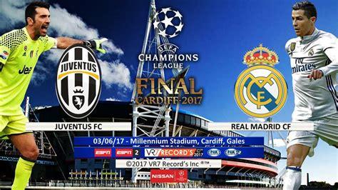 Promo Final Cardiff 2017 UEFA Champions League Juventus vs ...