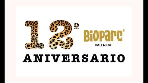 Promoción 12º Aniversario BIOPARC Valencia  febrero 2020 ...