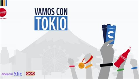 Promoción Coca Cola Oxxo Vamos con Tokio: Gana viajes a ...