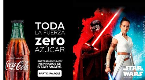 Promoción Coca Cola Zero  El Ascenso de Skywalker ...