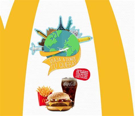 Promoción McDonalds Coca Cola 2019 Disfrutemos en Familia ...