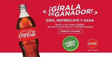 Promoción Tapas Verdes Coca Cola 2017 Millones de ...