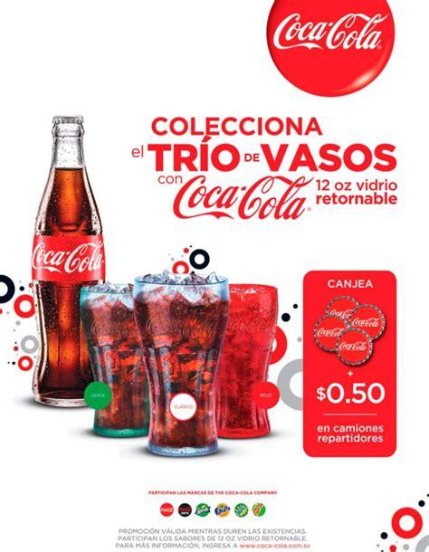 Promociones COCA COLA trio de vasos de coleccion 2015 ...