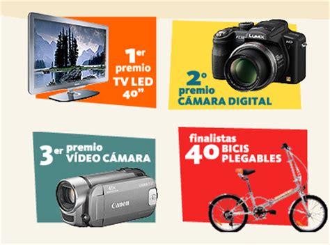 Promociones: Promocion todocoleccion gana Televisor Cámara ...