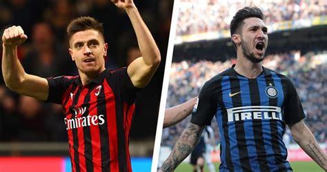 Pronostico AC Milan vs Inter Milan Derby Italiano Serie A