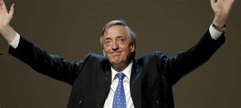 Prontuarios X  Antecedentes : Kirchner; Néstor Carlos