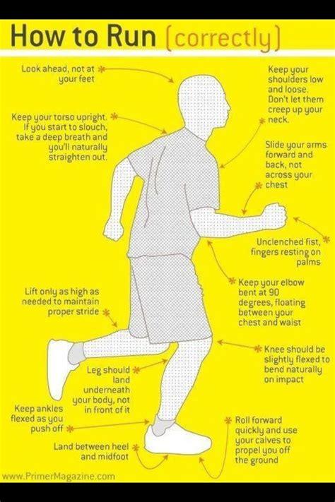 Proper running technique | Workout for beginners, Fitness ...
