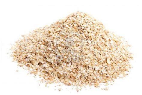 Propiedades alimentarias del salvado de avena