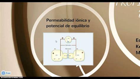 Propiedades Electricas de la membrana plasmática   YouTube