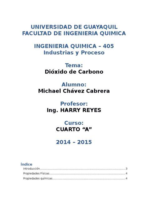 Propiedades Físicas CO2 | Dióxido de carbono | Carbón