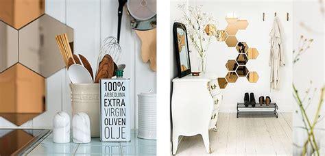 Propuestas decorativas: Espejos adhesivos Honefoss de Ikea ...