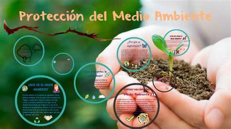 Protección del Medio Ambiente by Norbi Sotomayor Tene