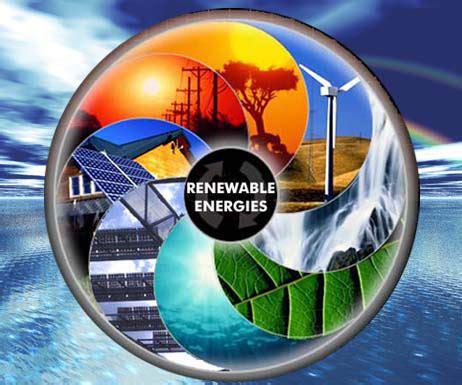Protección del medio ambiente.: LAS ENERGÍAS RENOVABLES.