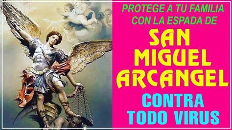 Protege a tu familia con la espada de San Miguel Arcángel ...