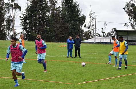 Protocolo sanitario para el fútbol ecuatoriano   El Heraldo
