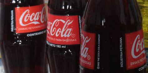 Proveedores De Materia Prima De Coca Cola   Compartir ...