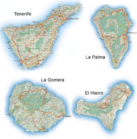 Provincia de Santa Cruz de Tenerife   Islas occidentales ...