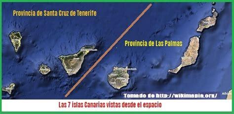 Provincia Las Palmas, con Isla Fuerteventura y Lanzarote ...